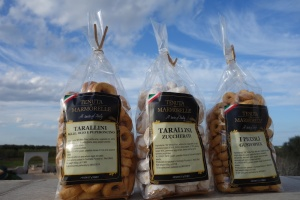 A selection of Taralli Biscuits