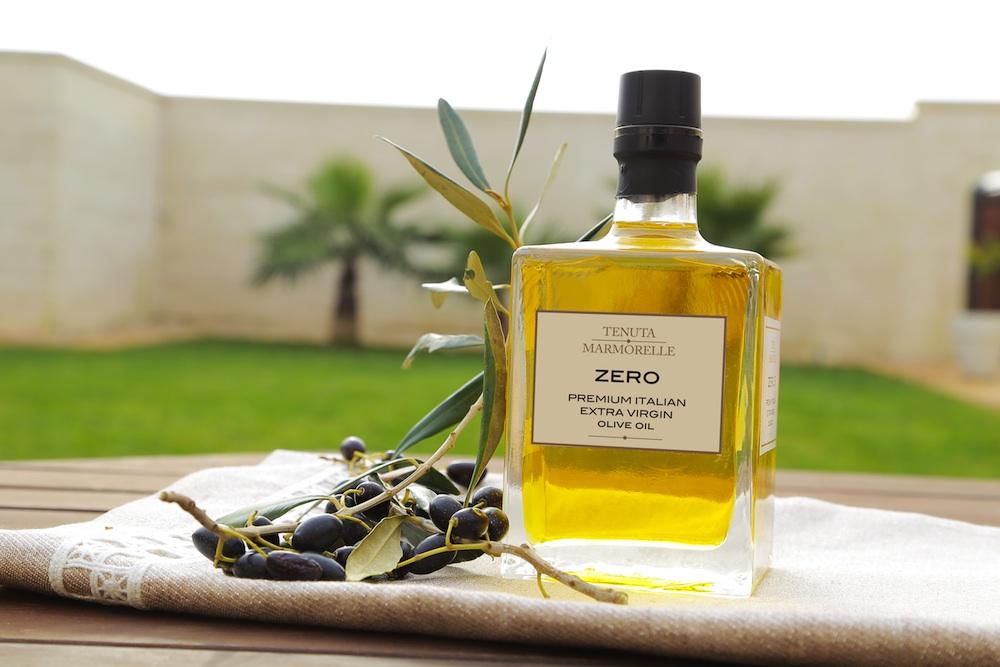 Zero Premium Italian Extra Virgin Olive Oil