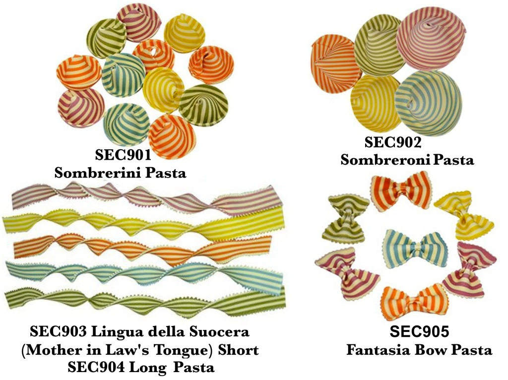 Tenuta Marmorelle Multi Coloured Pasta